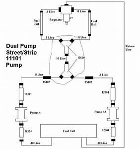Fuel System Diagram