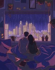 Couple, Lofi, Anime, In, 2020