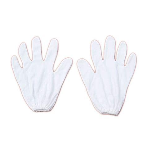 cotton hosiery gloves ceremonial gloves manufacturer
