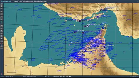 persian gulf waypoints template mission