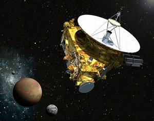 NASA's New Horizons Spacecraft Wakes Up for Pluto ...