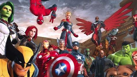 Rumor: 2K Announces XCOM Style Avengers Game at E3 2021