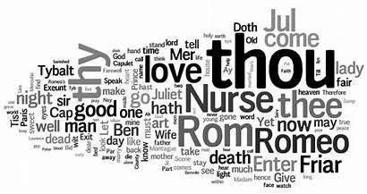 Word Cool Designs Fonts Font Romeo Juliet