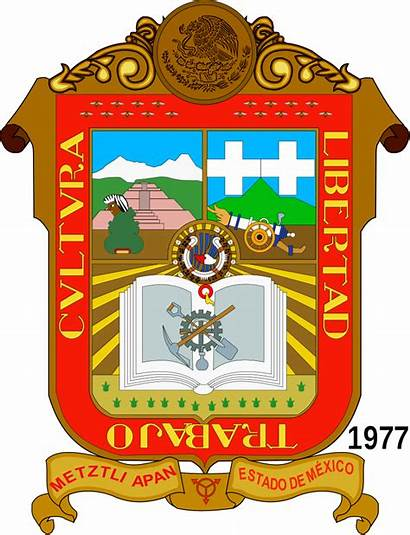 Mexico Svg Arms Coat 1995 1977 State