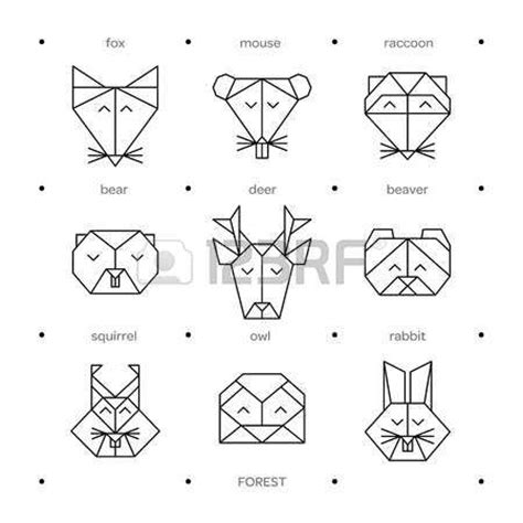 images  drawing animals  simple shapes