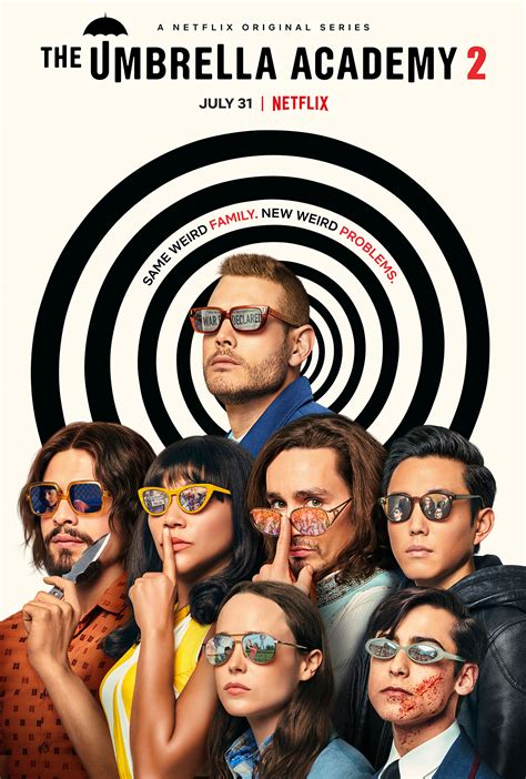 The Umbrella Academy: New Poster Includes Season 2 Easter ...