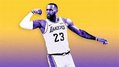 Lebron James Lakers Desktop Wallpapers Gq Team