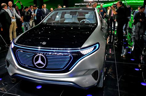 Mercedesbenz Cleared To Use Eq Name For Electric Vehicles
