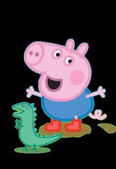 images  george pig party  pinterest george
