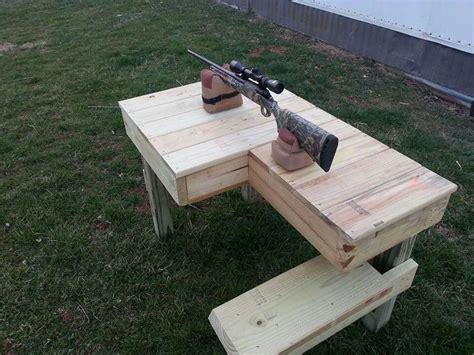 diy shooting benches plans nisartmackacom