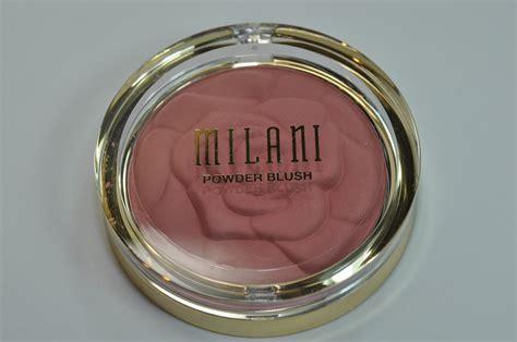 milani cosmetics le coming roses powder blush