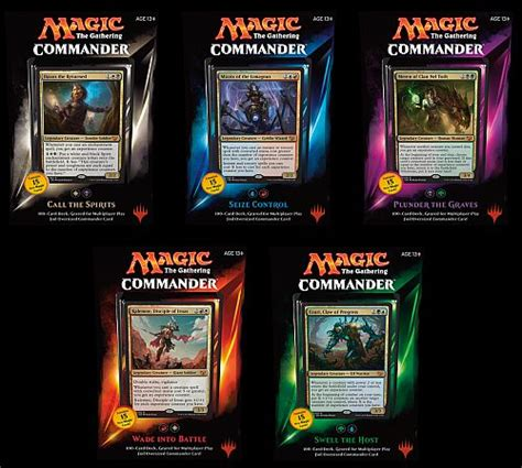 magic the gathering commander 2015 best deck autos post