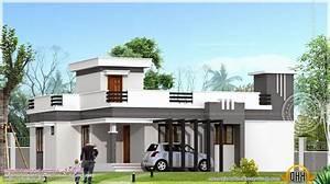 Modern Single Story Mediterranean House Plans Caribbean ...