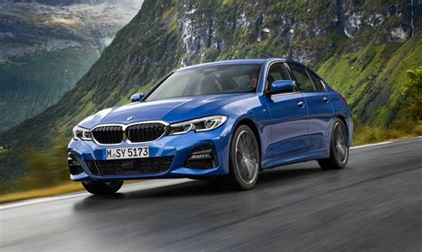 new bmw 3 series debuts at auto show this week