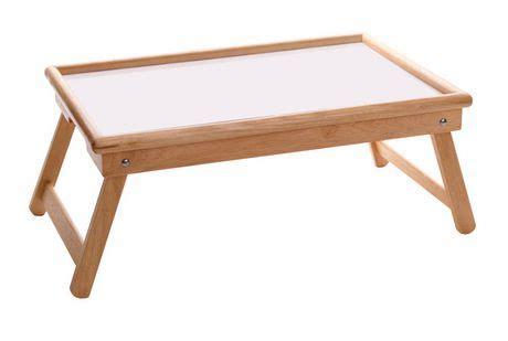 plateau de lit winsome plateau de lit pour le petit d 233 jeuner avec dessus inclinable 98721 walmart canada