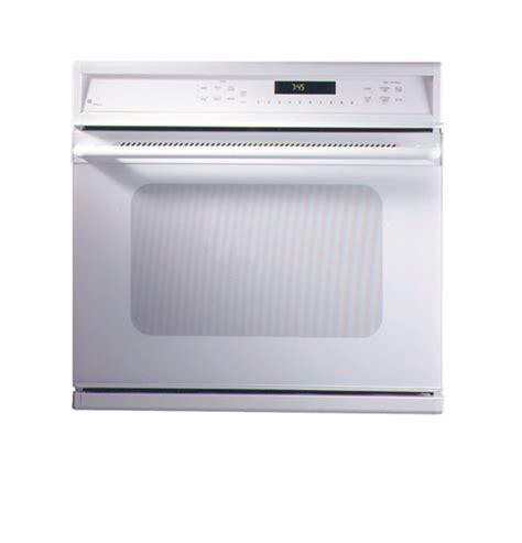 ge monogram  american design white single convection wall oven zetwaww ge appliances