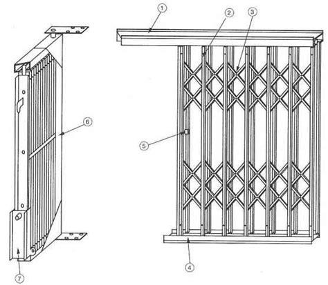 grille m 233 tallique extensible acier extensteel
