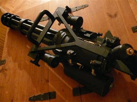 France-airsoft> [ Creation ] M134 Minigun