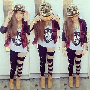 90 best images about girl swag o.O on Pinterest   Girls Pretty girl swag and Beanie