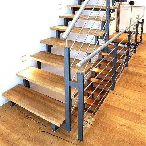 Stahl Holz Treppe by Stahl Holz Treppe Konstruktion Kosten Holztreppe Preis