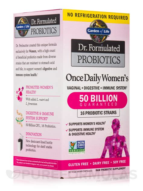 Garden Of Probiotics Once Daily S by Garden Of Probiotics Once Daily S Garden Ftempo
