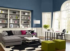contemporary living room paint colors home combo With modern living room paint colors