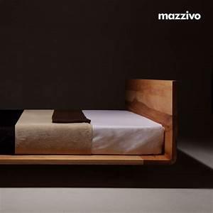 Design Bett 180x200 : mazzivo designerbett mood l sale l 160x200cm massivholz 1409 holzbett bett neu in m bel ~ Frokenaadalensverden.com Haus und Dekorationen