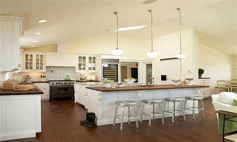 kitchen design open concept some open concept kitchen designs that really work 4529