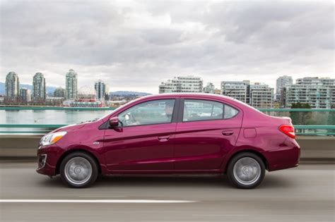 2017 Mitsubishi Mirage Review, Ratings, Specs, Prices, And