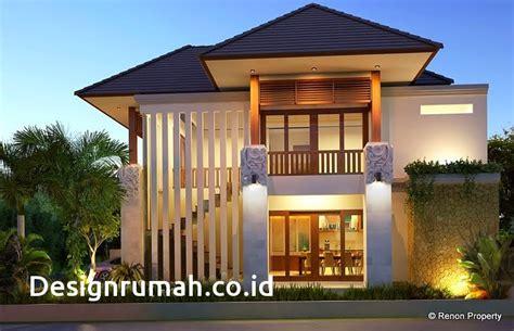desain rumah minimalis halaman luas