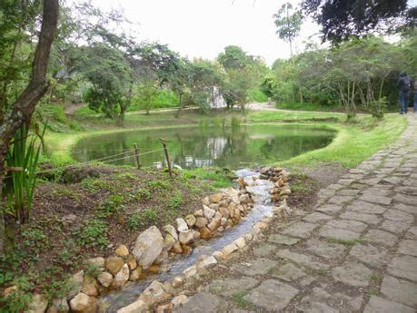 El Jardín Botánico De Bogotá Es Un Paraíso Paperblog