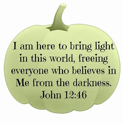 Pumpkin Bible Verse Fall Autumn Printable Decorations