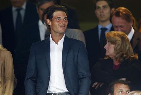 Rafael Nadal: Of course I would like to be president of Real Madrid - tennis star hints he could make a tilt for one of football's top jobs