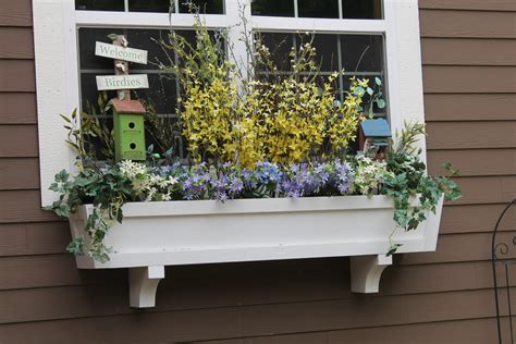 window garden box remodelaholic how to build a window box planter in 5 steps