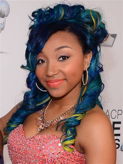 Omg Hairstyles by Pictures Omg Girlz Hairstyles Zonnique Pullins Omg