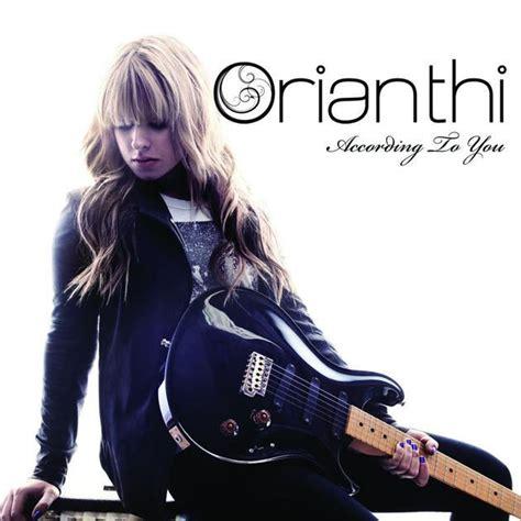 Orianthi - According to You Lyrics   Genius Lyrics
