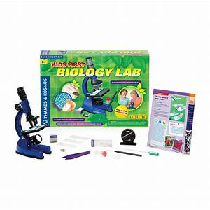 Kids First Biology Lab - Play Learning Stem Toys