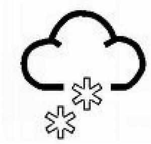 Weather Symbols Snow - ClipArt Best