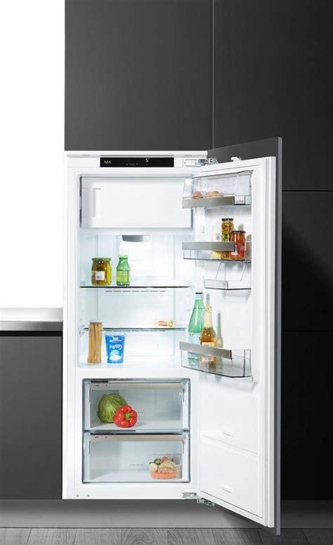 Aeg Integrierbarer Einbau-kühlschrank Santo Sfe81436zc, A