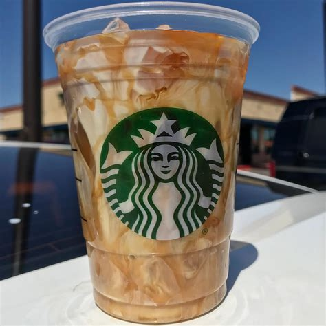 Get full nutrition facts for other starbucks products and all your other favorite brands. Caramel Iced Coffee - The Macro Barista