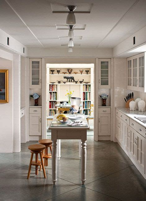 cement kitchen floors concrete floor kitchen pinterest
