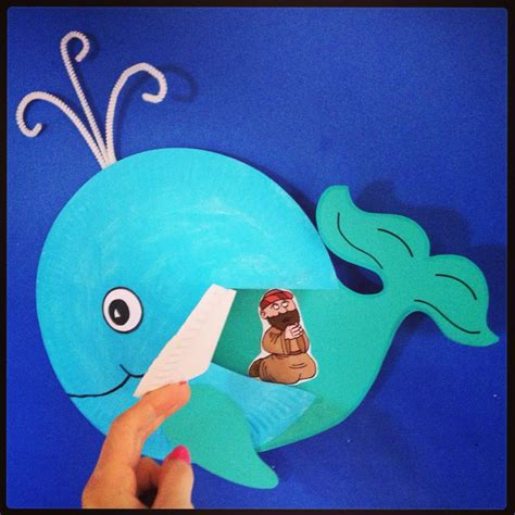 jonah and the whale preschool craft 100 ideas to try about