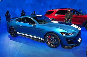 2019 Shelby GT500 revealed as fastest road-going Ford Mustang ever | Autocar