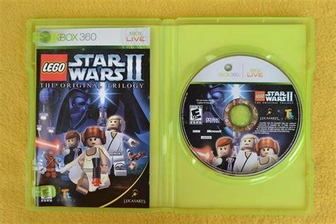 Entre y conozca nuestras increíbles ofertas y promociones. Lego Star Wars 2 The Original Trilogy Xbox 360 Play Magic ...