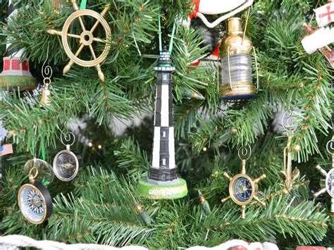 buy cape henry lighthouse christmas tree ornament