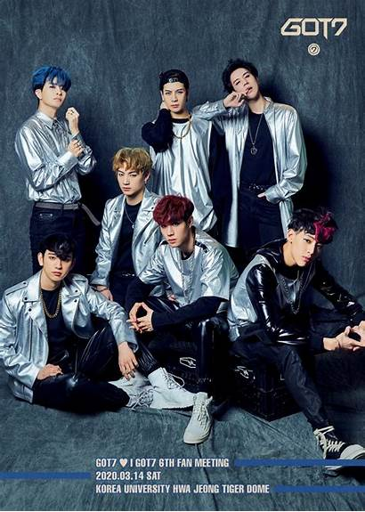 Got7 Debut 6th Anniversary Recreates Celebrates