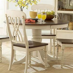 Antique round oak dining table best dining table ideas for Kitchen dining table