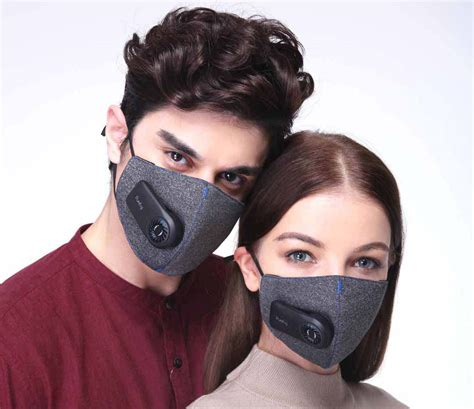 wholesale purely air purifying respirator mask gray price