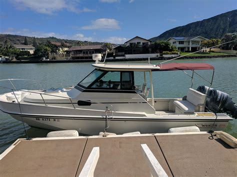 Boston Whaler Boats For Sale In Hawaii by 1986 Boston Whaler Power New And Used Boats For Sale