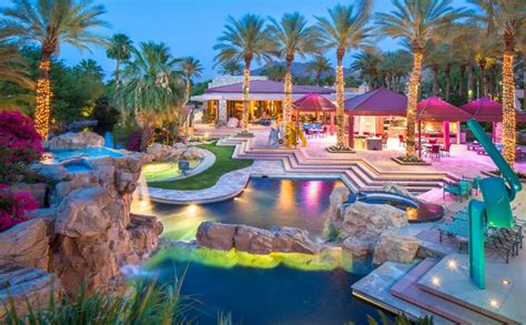 square foot contemporary estate  indian wells ca